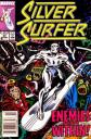 Silver Surfer and The Enemy Within